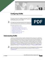 Cisco VLAN Config