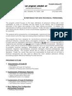 Description of Basics of Petroleum 6-19-08