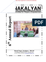 Janakalyan 6 Annual Report 2002-03