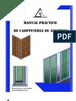 Manual De Carpinteria Aluminio Taladro Ventana