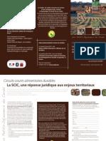 CERDD SCIC CC-Alimentaires 060510