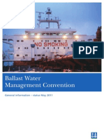 DNV BWM Convention Status May2011