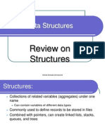 IT21 - Review on Structures