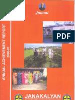 Janakalyan 10 Annual Report 2006-07