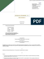 GEOBID - Instrukcje Techniczne Wytyczne, Projekty