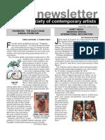 Newsletter 37 WINTER 2009-2010