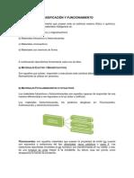 Clasificación y funcionamiento smart materials