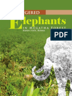 REPORT:Endangered Elephants in Megatha Forest Karen State Burma-engl.