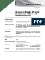 Disbocret Elastic Struktur