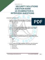 Cisco Question Bank