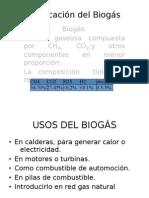 purificar biogas