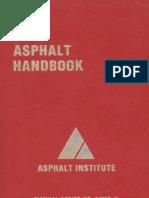 The Asphalt Handbook