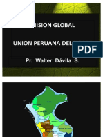 Misión Global (Unión Peruana del Norte)