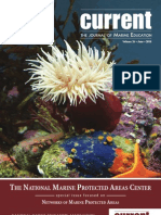 11. Current Journal - New Stresses on Marine MPAs (2010)
