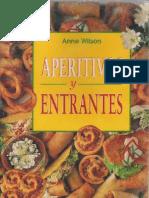 A. Wilson - Aperitivos Antica