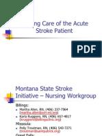 Nursing Module for MSI