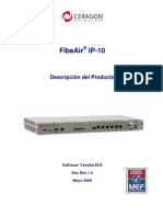 Radio Enlace Ceragon Fibeair IP-10-Specs
