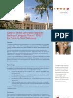 Ceragon - Codetel - Case Study