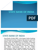 Fund Based Activities of Sbi