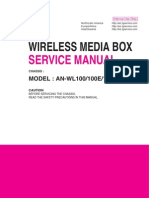 An-WL100 Us Service Manual