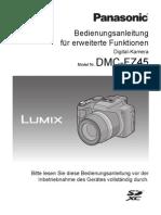 Lumix FZ45