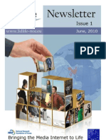 3DLife Newsletter Issue 1