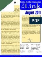 August 2011 LINK Newsletter