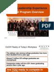 2012 DLE Program Information
