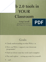 Web2 in YOUR Classroom