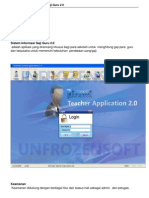 Software Sistem Informasi Gaji Guru