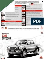 Folder L200 Outdoor
