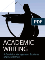 Academic Writing_guide for Business Student