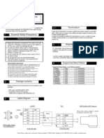 GP3000 MPI21 PFE Installation Guide