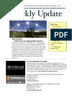 Weekly Update 2011.28.7