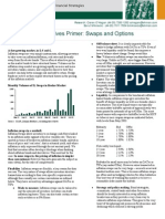 Inflation Derivatives Primer