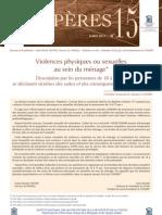 Violences conjugales en France