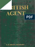 Lockhart British Agent (Real Life James Bond Meets the Bolshevik Revolution) (1933)