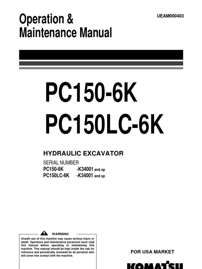 Terrific Komatsu Wiring Diagram Pc150 6 Basic Electronics Wiring Diagram Wiring Digital Resources Funapmognl