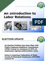 WP Union Power Point PDF