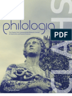 Philologia Volume III - 2011