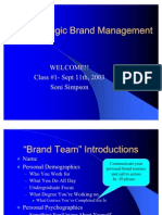 7380064 Strategic Brand Management by Soni Simpson 2003