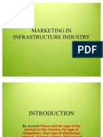 Marketing in Infrastructure Industry 1234
