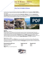 2-Day Tour to Delphi & Meteora