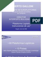 plataforma logistica