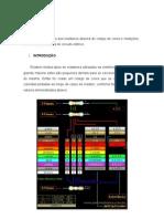 Relatório Resistores e Código de Cores
