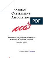 CCA Federal Election Information 2008 _final