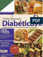 Cocina Classica para Diabeticos Nº 10