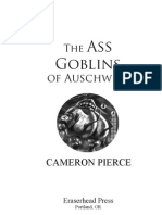 The Ass Goblins of Auschwitz by Cameron Pierce