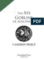 The Ass Goblins of Auschwitz by Cameron Pierce