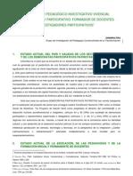 Modelo Pedagogico Investigativo Vivencial